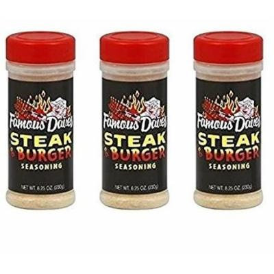 Famous Daves Steak & Burger Seasoning