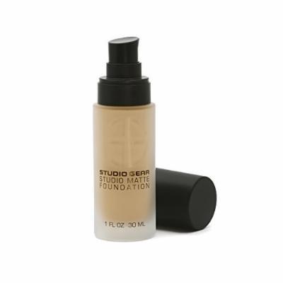Studio Gear Cosmetics Studio Matte Foundation, Cream, 1 Fluid Ounce