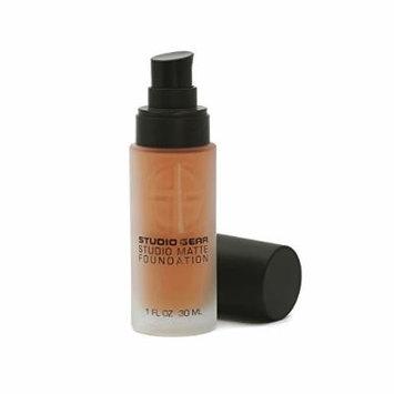 Studio Gear Cosmetics Studio Matte Foundation, Nutmeg, 1 Fluid Ounce