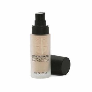 Studio Gear Cosmetics Studio Matte Foundation, Bisque, 1 Fluid Ounce