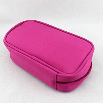Essential Oil Carrying Case Holds 10 Bottles 5ml - 15ml Perfect for Traveling with Oils Multiple Colors