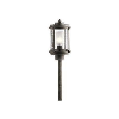 Kichler Lighting 2-Watt Olde Bronze Low Voltage Plug-in LED Path Light 28307