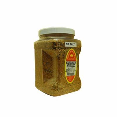 Family Size Marshalls Creek Spices Canadian Ckicken No salt Seasoning 44 Ounce