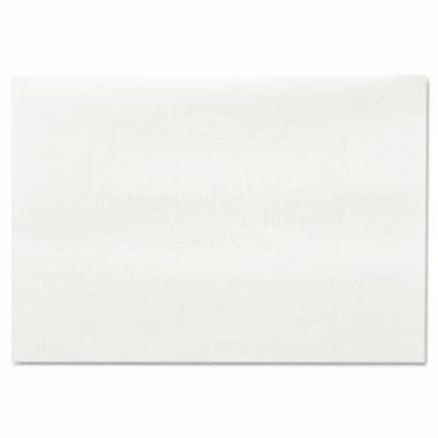 Chix CHI0930 Masslinn Shop Towels, 12 X 17, White, 100/pack, 12 Packs/carton
