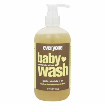 EO Products - Everyone Baby Wash Gentle Calendula & Oat - 12.75 oz.(pack of 3)
