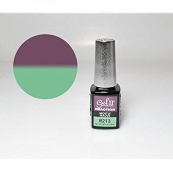 GEL II Reaction Color Changing Nail Mood Polish 0.47 oz - Mostly Mauve R213