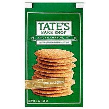 Tate's Bake Shop Vanilla Cookies 7 oz Bags - Pack of 3