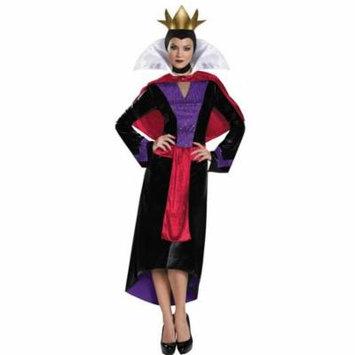 Morris Costumes DG85702B Evil Queen Deluxe Adult Costume, Size 8-10