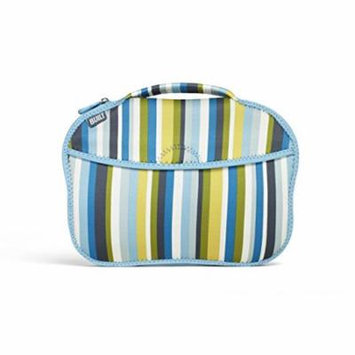Built NY Built Diaper Buddy Changing Pad In BabyBlue Stripe