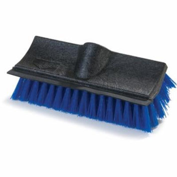 CFS 3619014 Dual Surface Polypropylene Floor Scrub with Rubber Squeegee