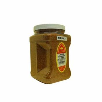 Family Size Marshalls Creek Spices Jerk No Salt Seasoning, 44 Ounce