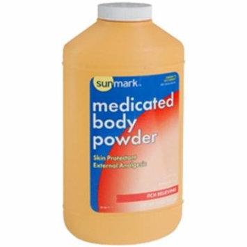 Medicated Body Powder