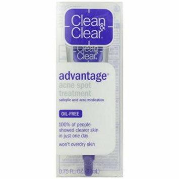 Clean & Clear ADVANTAGE Acne Spot Treatment Oil-Free
