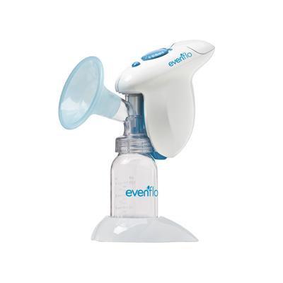SimplyGo Single Breast Pump, 5 oz. Bottle