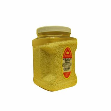 Family Size Marshalls Creek Spices Sprinkles White Seasoning, 40 Ounce