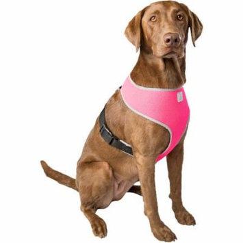 Simplydog Lrg Neon Pink Tstrap Harness