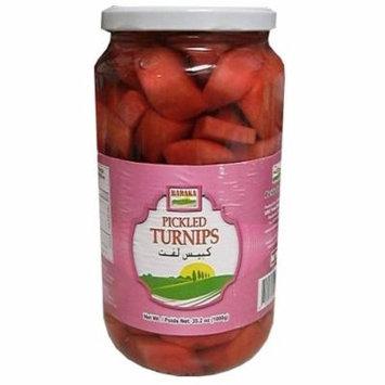 Pickled Turnips (Baraka) 35.2 oz (1000g)
