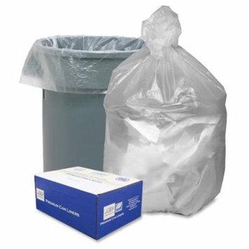 WEBSTER INDUSTRIES High Density Resin 30-Gal. Trash Bags