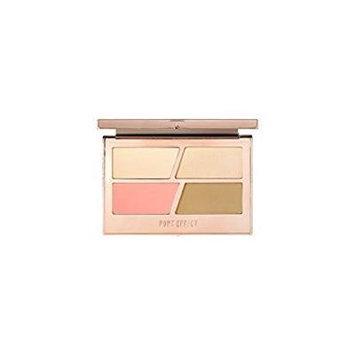 PONY EFFECT Contouring Master Palette #Fabulous (pink blush, for medium skin tone) 12g (3g x 4 ea)