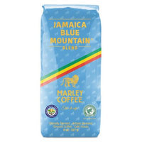 Marley Coffee Coffee Bulk, Jamaica Blue Mountain, 8 oz Bag
