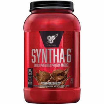 BSN SYNTHA-6 Protein Powder 2.91 LBS Chocolate Milkshake Flavor