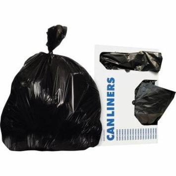 Hirsh Industries X-Liner 56-Gal. Trash Bags, 100 Count