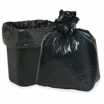 WEBSTER INDUSTRIES Heavy-duty Opaque Low Density 10 Gal.Trash Bags