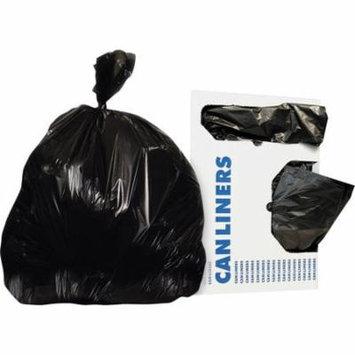 Hirsh Industries 56-Gal. Trash Bags, 100 Count