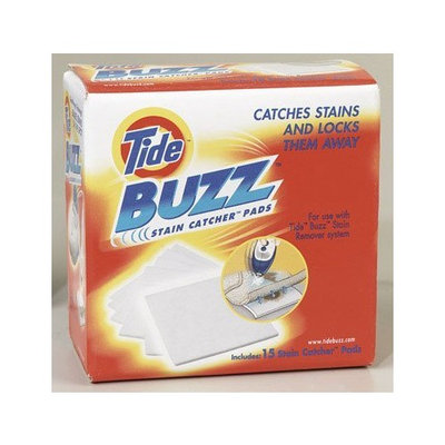 4 each: Buzz Stain Catcher Replacement Pads (SR1600)