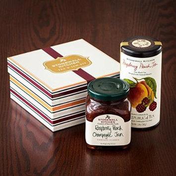 Stonewall Kitchen Raspberry Peach Tea Gift