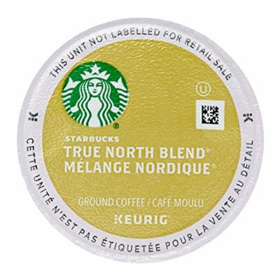 Starbucks True North Coffee, K-Cup Portion Pack for Keurig Brewers, 4 Packs of 24 K-Cups - 96 Count