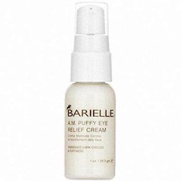 barielle a.m. puffy eye relief cream, 1.0 ounce