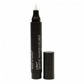 Merchandise 8737630 Wet N Wild ProLine Graphic Marker Eyeliner, Jetliner Black, 0.08 oz
