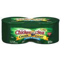 Chicken of the Sea Chunk Light Tuna In Water 5 oz 4 pk