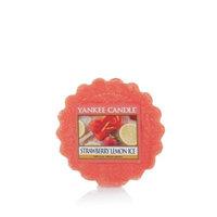 Yankee Candle Strawberry Lemon Ice Tarts Wax Melt