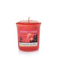 Yankee Candle Summer Storm Samplers Votive Candle