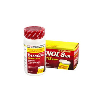 Mcneil Consumer Healthcare Tylenol 8-Hour Arthritis Pain Extended-Release Tablets, 650mg, 290 Count