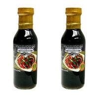 Tanioka's Poke Sauce (Hawaiian Poke Sauce 12 oz. Bottle) Pack of 2