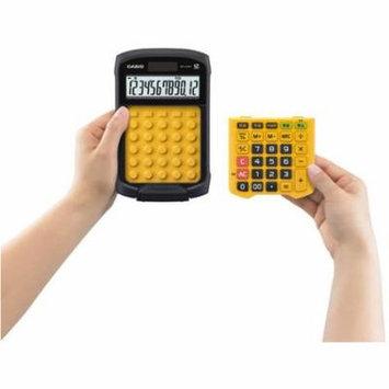 Casio Basic Calculator - Yellow (WM-320MT)