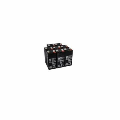 SPS Brand 4V 4.5ah Replacement battery for Sure-Lites 3910 (8 PACK)
