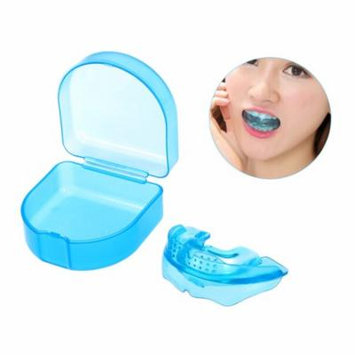 1Pc Orthodontic Trainer Teeth Alignment Straight Teeth System Adult Mouthpieces Brace Dental Tray Mouthguard With Box