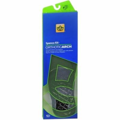 4 Pack - Spenco RX Full Length Orthotic Arch Supports #1 1 Pair