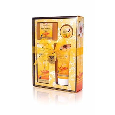 Wild Ferns Manuka Honey Gift Box