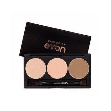 Makeup by Evon #HDReady Contour Palette (01 Vanilla Latte)