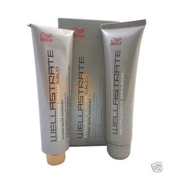 Wella Strate Straightener System Mild Hair Cream Amazing of Thailand