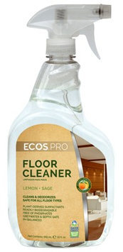 Earth Friendly Products Hardwood Floor Cleaner, 32 Oz