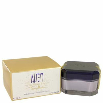 Alien by Thierry Mugler Declat Radiant Body Crème 6.7 oz
