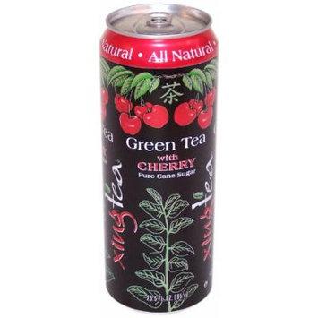 Xingtea Green Tea, Natural Cherry, 23.5 Ounce (Pack of 12)