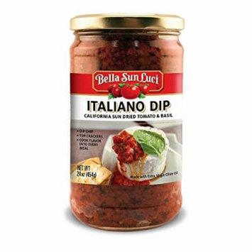 (24 oz.) Bella Sun Luci Italiano Dip California Sun Dried Tomato and Basil