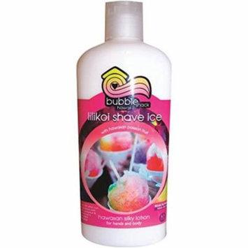 Hawaii Bubble Shack Kukui Body Lotion Lilikoi Shave Ice 8 Bottles